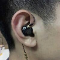 หูฟัง in ear KZ ATE รุ่น Hifi Metal