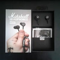 หูฟัง in ear Marshall Mode