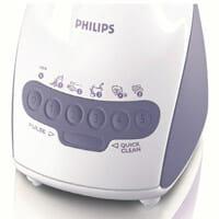 เครื่องปั่นน้ำผลไม้ ยี่ห้อ Philips รุ่น HR2115 ขนาด 2 ลิตร Buttons