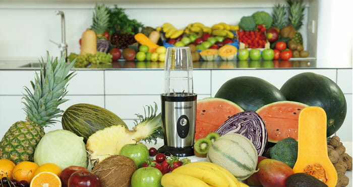 เครื่องปั่นผักผลไม้ ยี่ห้อ Ultramaxx Nutritional Extractor