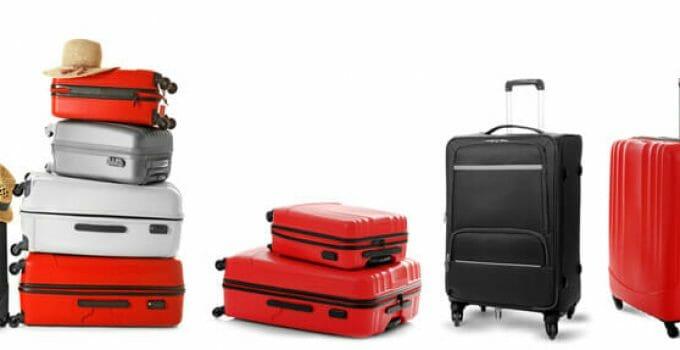 กระเป๋าเดินทาง ราคาถูก : 10 ยี่ห้อกระเป๋าเดินทางที่ราคาไม่ถึง 1,000 บาท