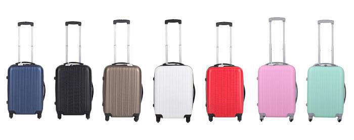 กระเป๋าเดินทางยี่ห้อ Ririsu รุ่น Release to go 20 นิ้ว