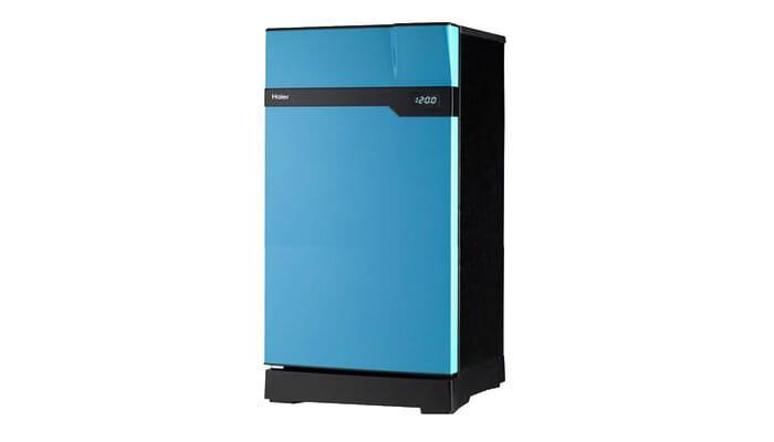 Haier ตู้เย็น 1 ประตู Muse series ขนาด 6.3