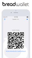 Breadwallet Bitcoin Wallet on iOS