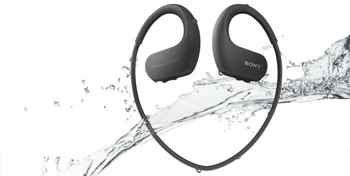 Sony Walkman กันน้ำ รุ่น NW-WS413