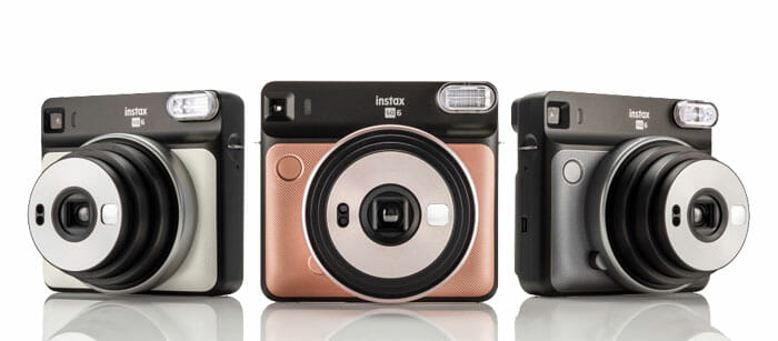 Fujifilm instax SQUARE SQ6 กล้องอินสแตนท์ รุ่น