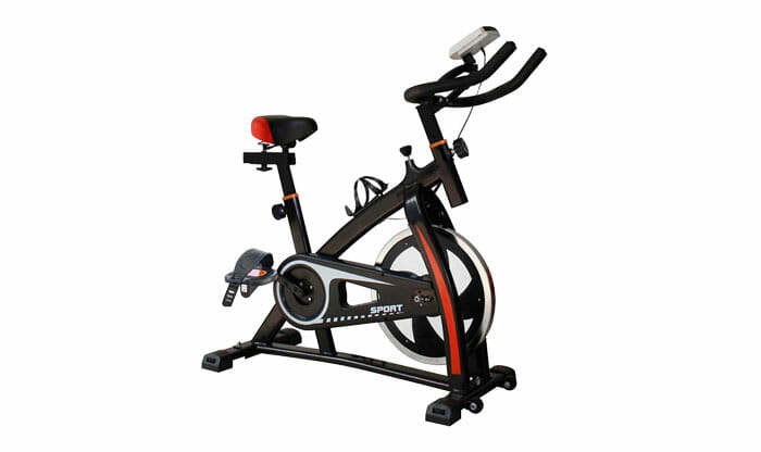 KAKUKI Spin Bike จักรยานออกกำลังกาย จักรยานบริหาร รุ่น QMK-1028