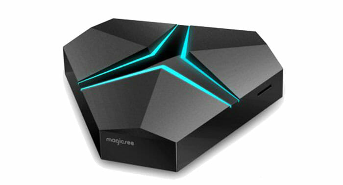 Android Smart TV Box MAGICSEE IRON+ (Plus) 3GB/32GB S912 Octa Core 7.1.2