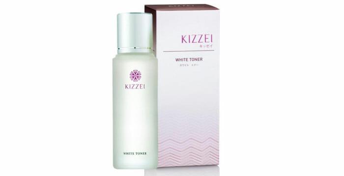 KIZZEI น้ำตบ หน้าใสในขวดเดียว คุมมัน กระชับรูขุมขน White Toner