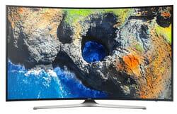 Samsung 49″ UHD 4K Curved Smart TV รุ่น MU6300 Series 6 - Lazada