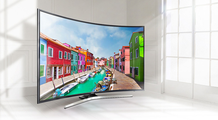 Samsung 49″ UHD 4K Curved Smart TV รุ่น MU6300 Series 6