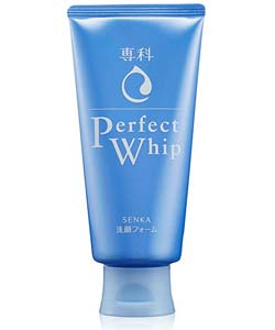Senka Perfect Whip โฟมล้างหน้าปราบสิว