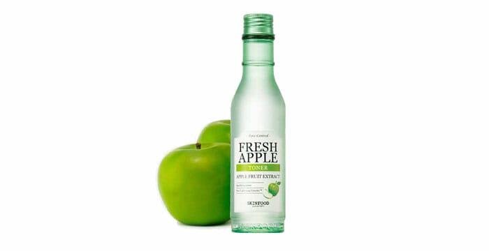 Skinfood Fresh Apple Toner โทนเนอร์แอปเปิ้ลกระชับรูขุมขน