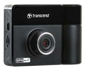 Transcend DrivePro 520 กล้องติดหน้ารถ