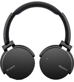 Sony หูฟังแบบครอบหู บลูทูธรุ่น MDR-XB650BT