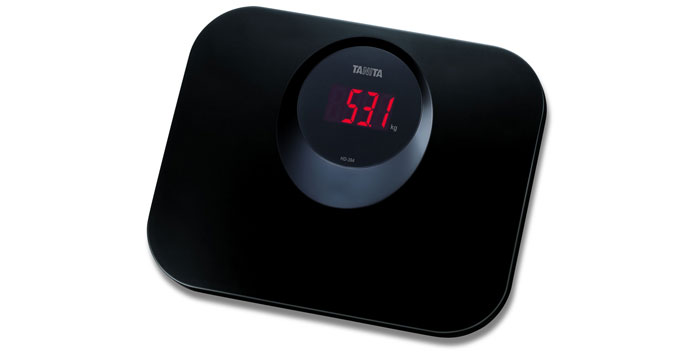 Tanita Digital Bathroom scale รุ่น HD-394