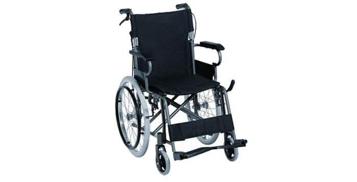 A*bloom Light Weight Aluminum Wheelchair AB0206