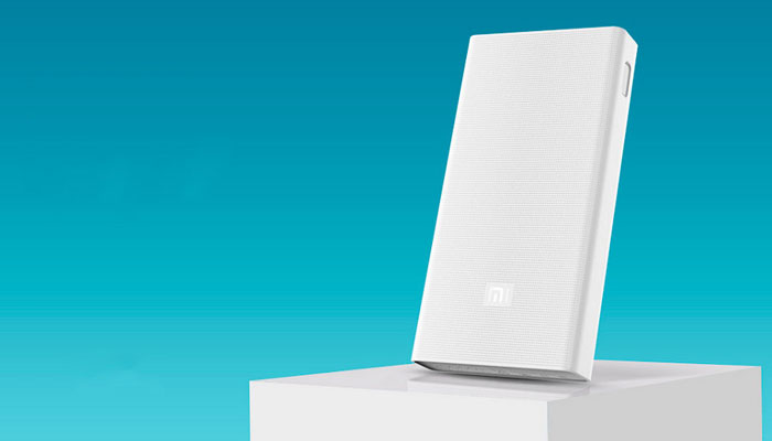 Original Xiaomi Power bank 20000 mAh v.2C Quick Charge 3.0 พาวเวอร์แบงค์