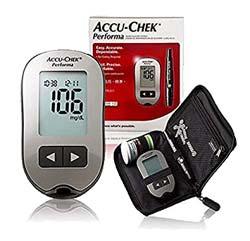 Accu-Chek Performa เครื่องตรวจน้ำตาลในเลือด