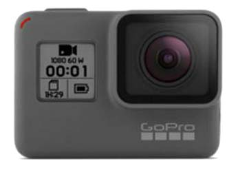 GoPro HERO 2019 Waterproof/ 10MP/ 1440p and 1080p video/Voice Control/Touch Display ประกันศูนย์ 1ปี โดย Mentagram