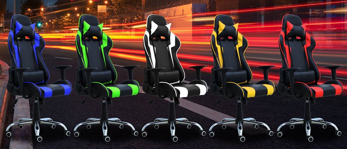 BG Gaming Chair E-01