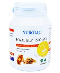 Nubolic Royal Jelly