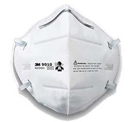 3M 9010 KN90 Dust Mask
