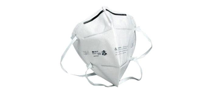 3M 9010 KN90 Dust Mask