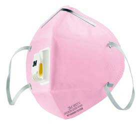 3M 9501C Dust Respirator