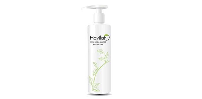Havilah serum A herbal shampoo
