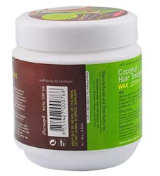 Carebeau Coconut Hair Treatment Wax