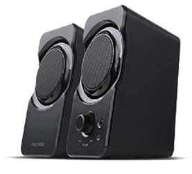 Microlab B17 stereo 2.0 speakers for laptop and notebook (Black)