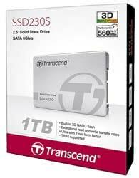 Transcend SSD 1TB : SATA III