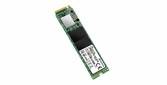 Transcend PCIe NVMe M.2 SSD 1 TB