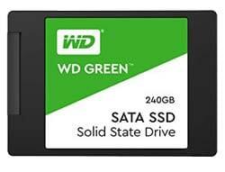240 GB SSD WD GREEN SATA