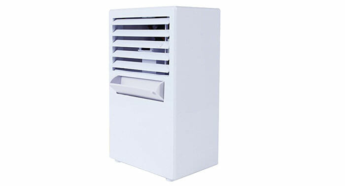 Best Sales Personal Use Air Conditioner Air Cooler Home Office Desk Cooler Bladeless Fan