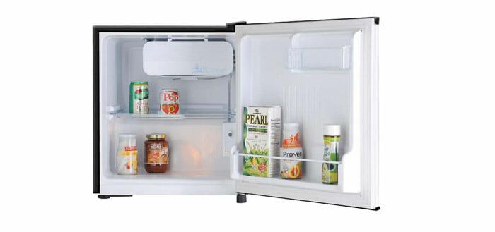 Haier ตู้เย็นมินิบาร์ ขนาด 2.1คิว รุ่น HR-907CQ