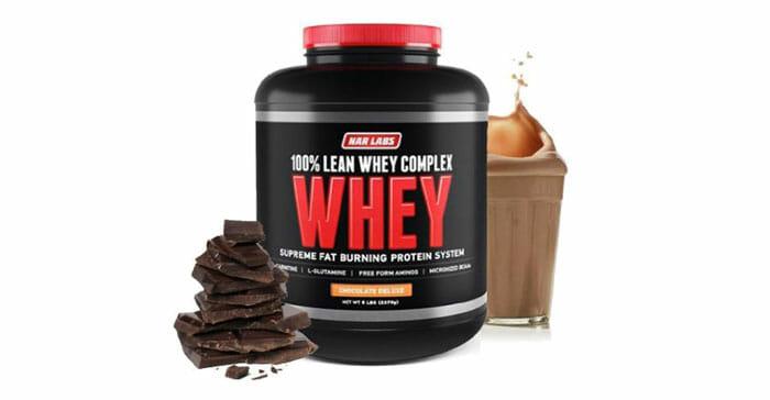 NAR LABS™ LEAN WHEY PROTEIN - Chocolate 5 lbs เวย์โปรตีนลดไขมัน