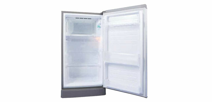 Sharp ตู้เย็น 1 ประตู 5.2 คิว Door Direct Cool รุ่น SJ-G15S-SL