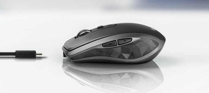 Logitech MX Anywhere 2S Wireless & Bluetooth Mouse